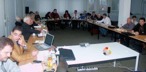 WLR-Ak Mitgliederversammlung 11/2006