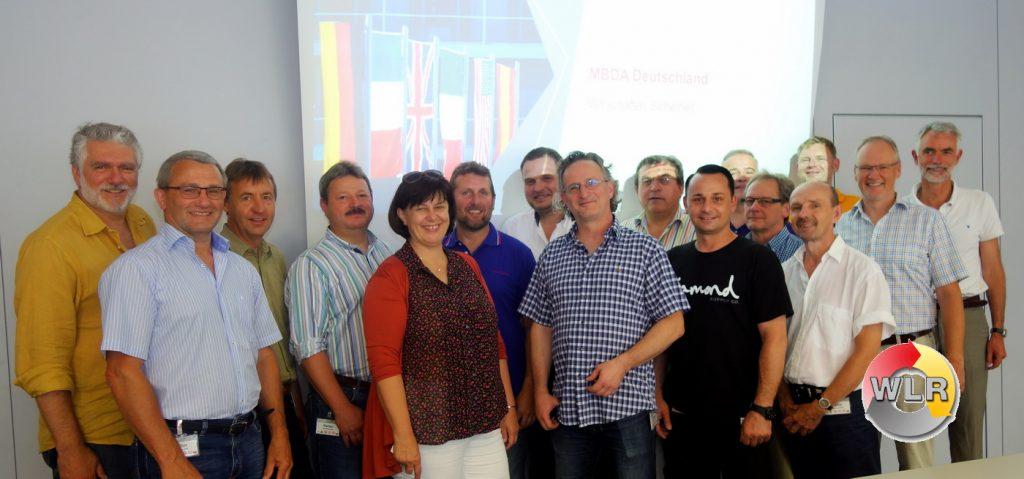 17.06.2017 Mitgliederversammlung MBDA Schrobenhausen