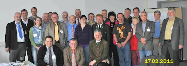 17.02.2011 Mitglieder des WLR-AK