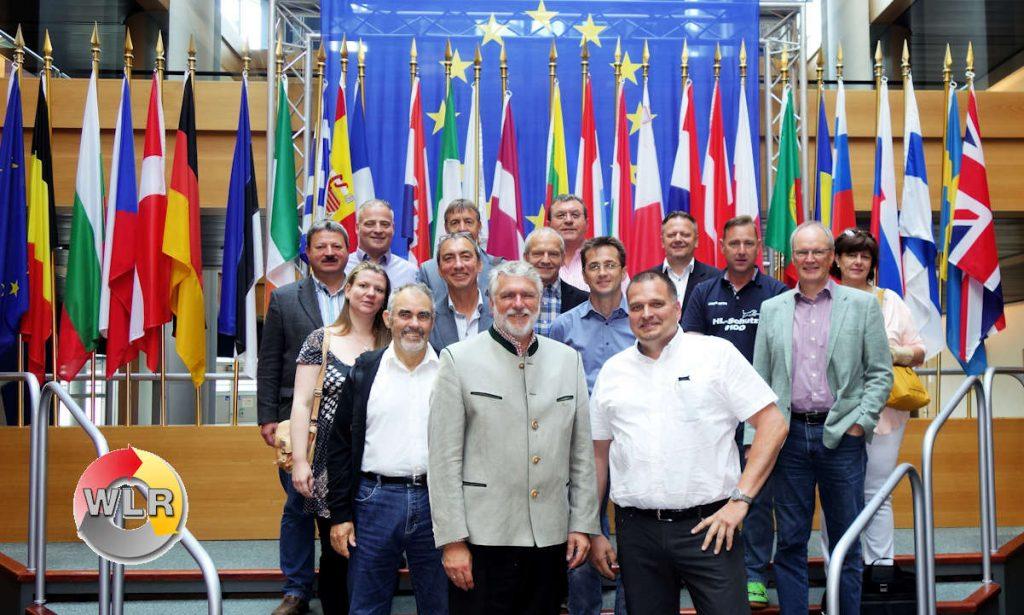 Die Mitglieder des WLR-AK im Europäischen Parlament