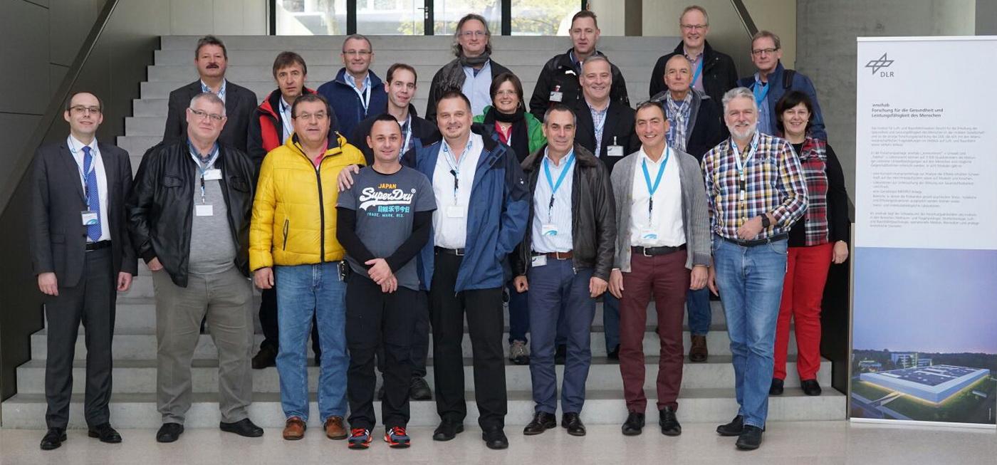 16.11.2016 Mitgliederversammlung WLR-AK bei DLR in Köln