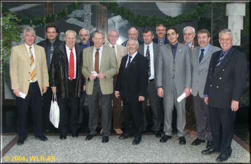 Neuwahl WLR-AK 2004