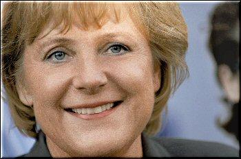 Dr. Angela Merkel, Spitzenkandidatin der CDU/CSU zur Budestagswahl 2005